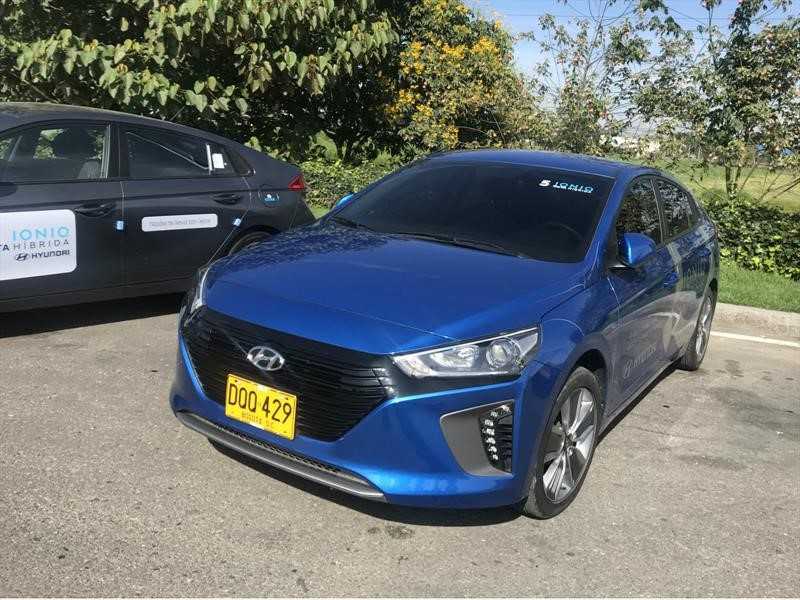 Hyundai Ioniq, autonomía superior a los mil kilómetros