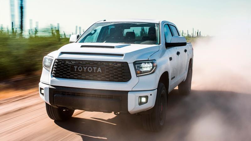 Toyota equipará de un sistema híbrido al nuevo Tundra