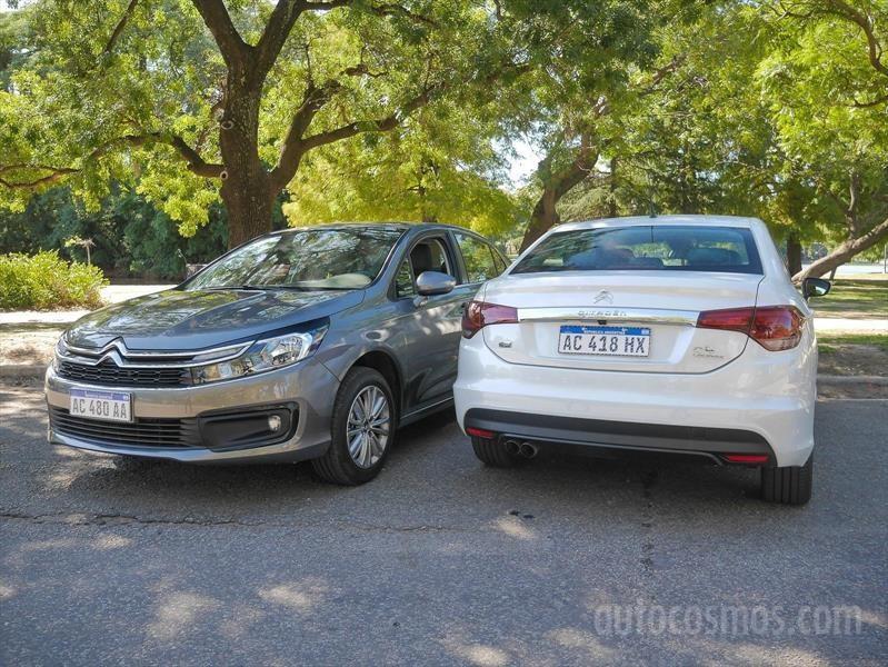 Prueba nuevo Citroën C4 Lounge 1.6 VTi y THP
