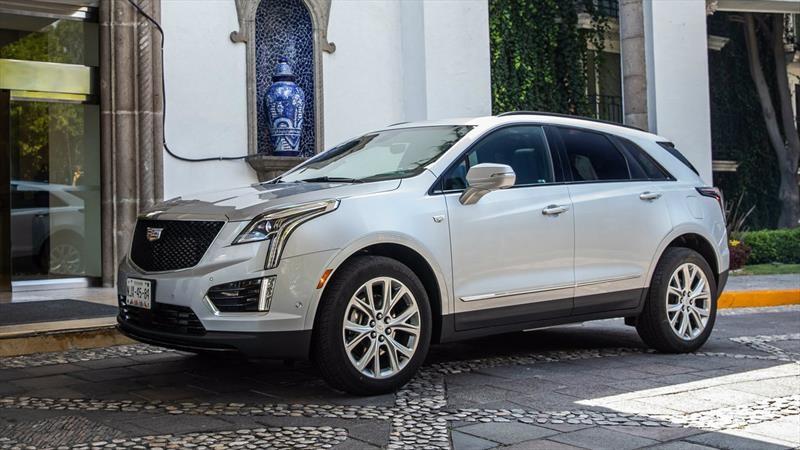 Cadillac XT5 2020 llega a México con nueva imagen y más tecnología