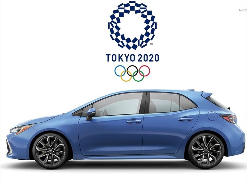 Toyota participará en el relevo de la antorcha olímpica de Tokio 2020