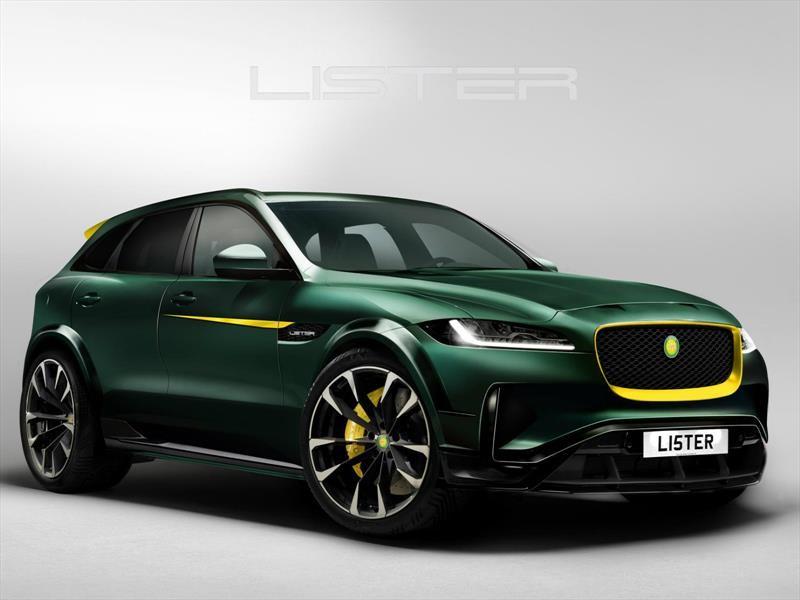 Lister LFP, SUV más rápido del mundo