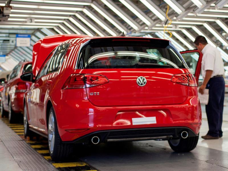 volkswagen golf vii de  puertas se producira en mexico