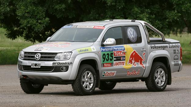 Volkswagen es Proveedor Oficial del Rally Dakar 2012