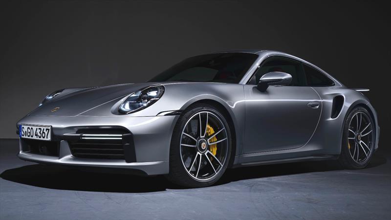 Porsche 911 Turbo S 2021 con 650 hp es el nueve-once nuevo más deseado