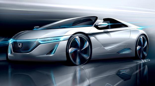 Honda exhibe 7 fascinantes conceptos en el Salón de Tokio