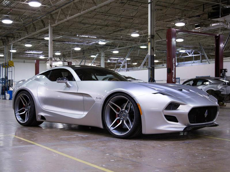 VLF Force 1, un Viper con el sello de Fisker