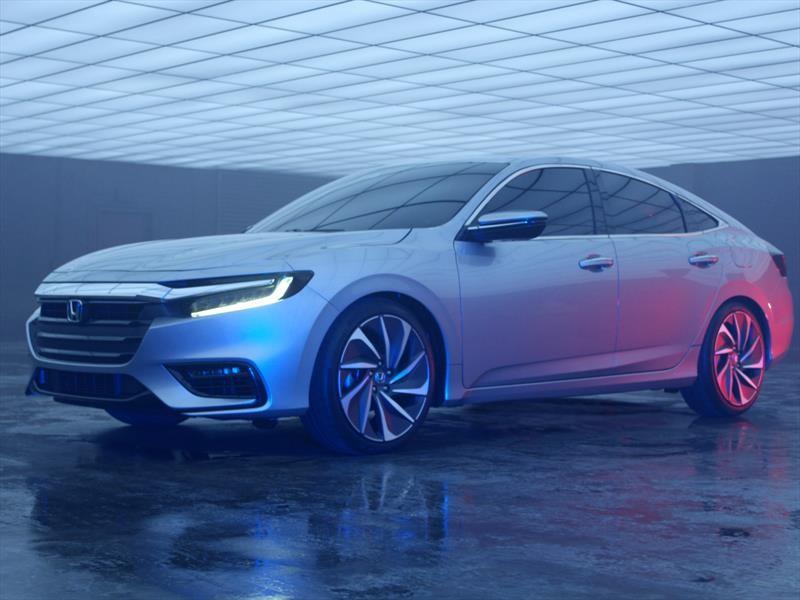 Honda Insight Prototype 2019, gran apuesta verde
