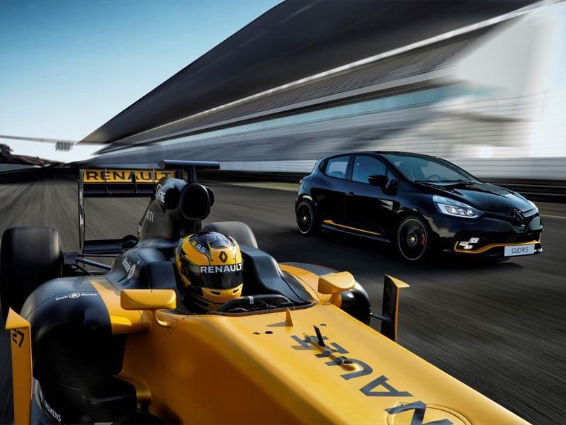 Renault Clio RS 18 es un homenaje a la F1