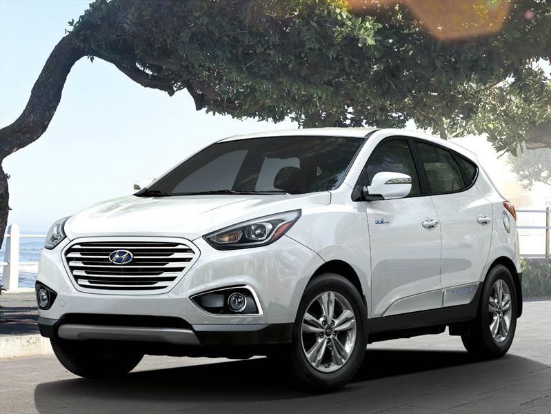 Hyundai Tucson Fuel Cell, recibe premio Edison