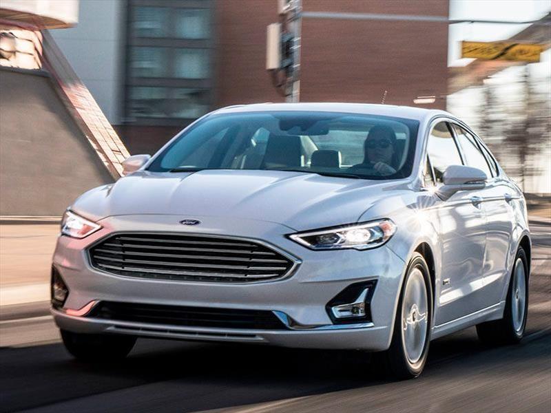 Ford Fusion 2019 llega a México desde $490,800 pesos