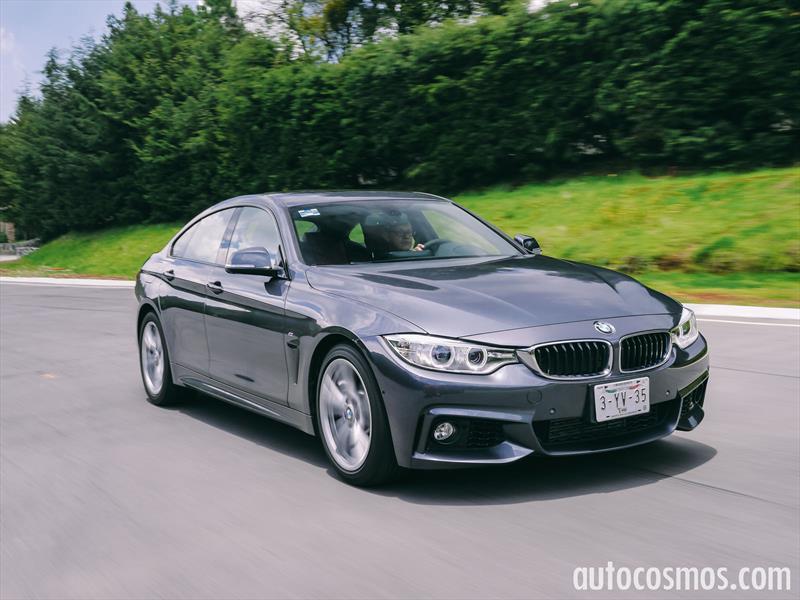 Test de BMW Serie 4 Gran Coupé 2015