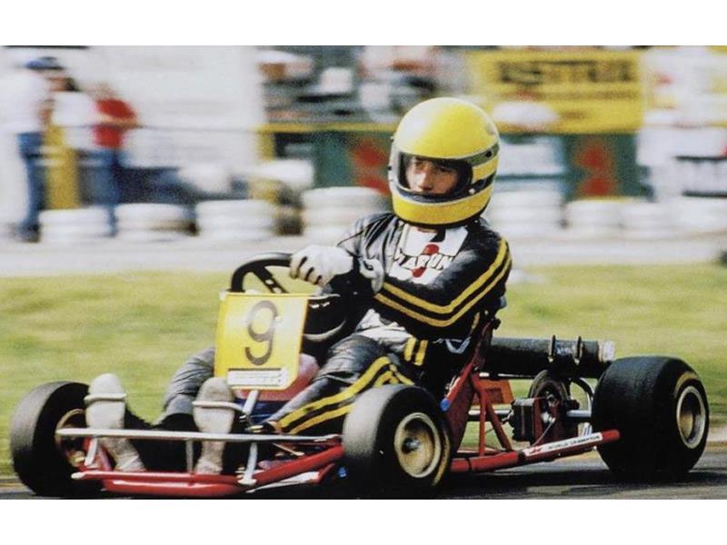 Ahora puedes tener el Go Kart de Ayrton Senna - Autocosmos.com