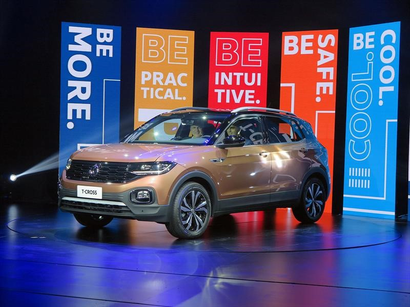 10 cosas que tenés que saber del nuevo VW T-Cross