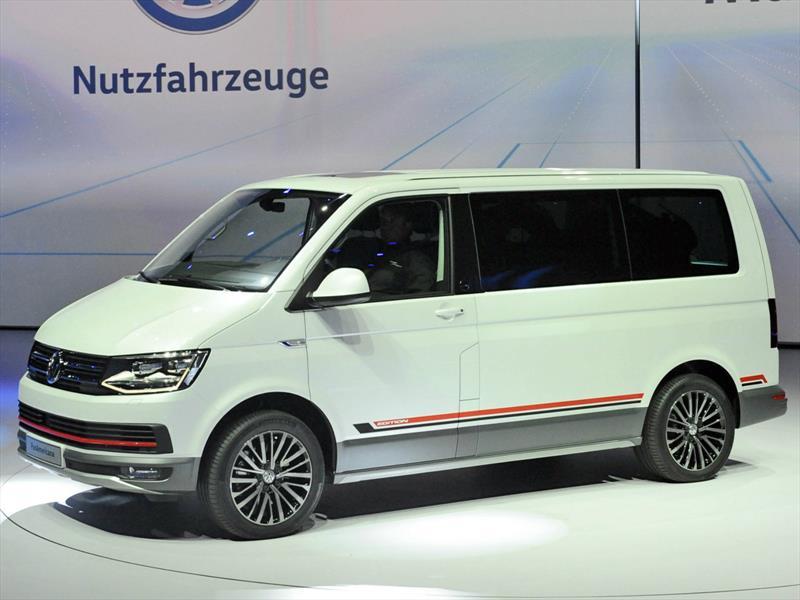 Volkswagen Multivan PanAmericana, un vehículo de edición limitada