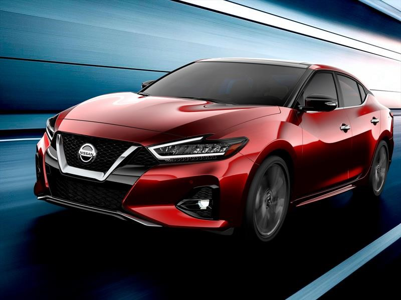 Nissan Maxima 2019 es perfeccionado