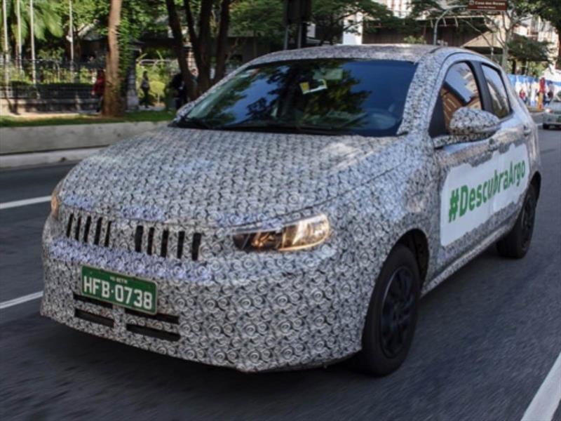 Fiat Argo reemplazará al Punto