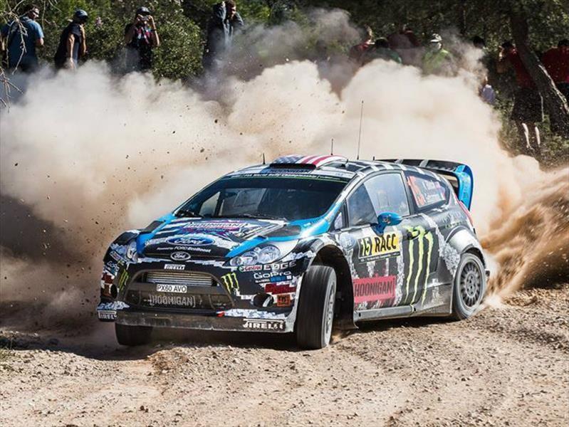 Invitado de lujo: Ken Block vuelve al WRC