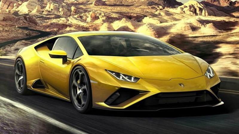 Lamborghini Huracan EVO RWD 2020 está destinado para conductores expertos