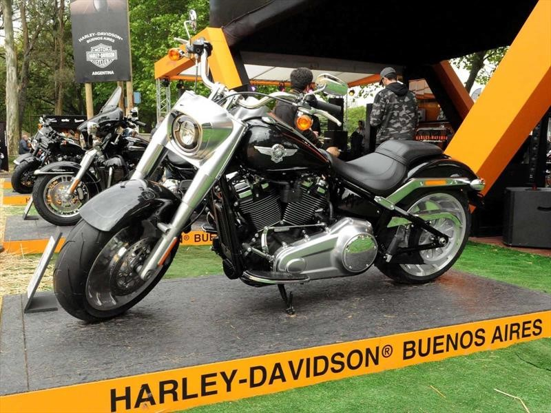 Autoclásica 2018: Harley-Davidson dice presente