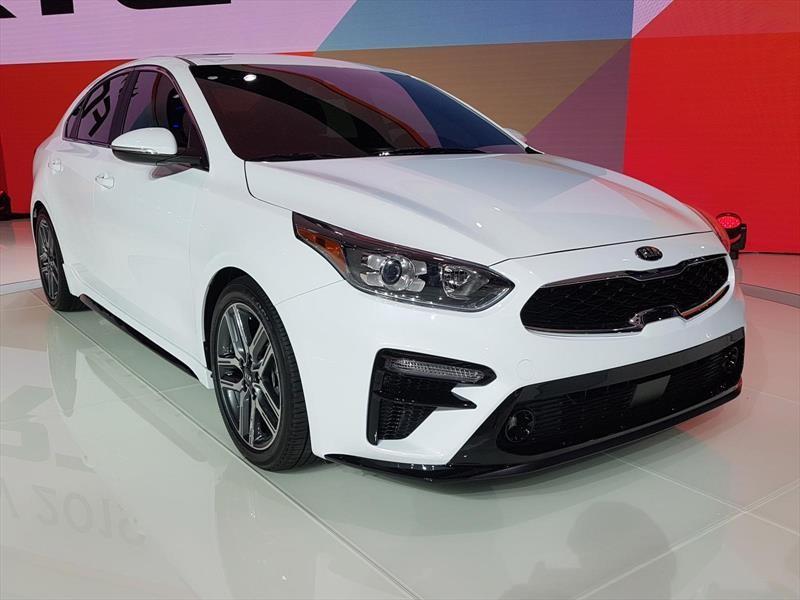 Kia Forte 2019 Que Cambia En La Nueva Generacion Autocosmos Com