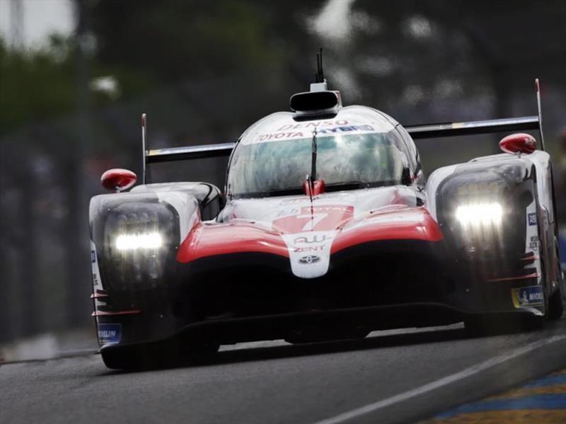 Toyota y Fernando Alonso conquistan Le Mans 2018