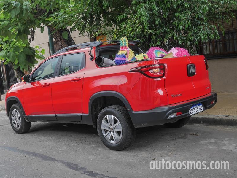 FIAT Toro nafta ¡A la carga!