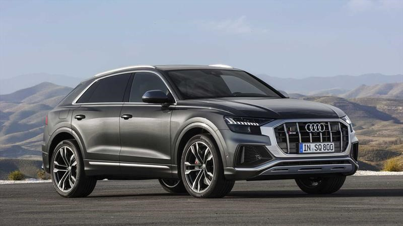 Audi SQ8 2020 es un poderoso y veloz SUV a diésel