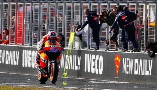 Moto GP: El título ya tiene dueño