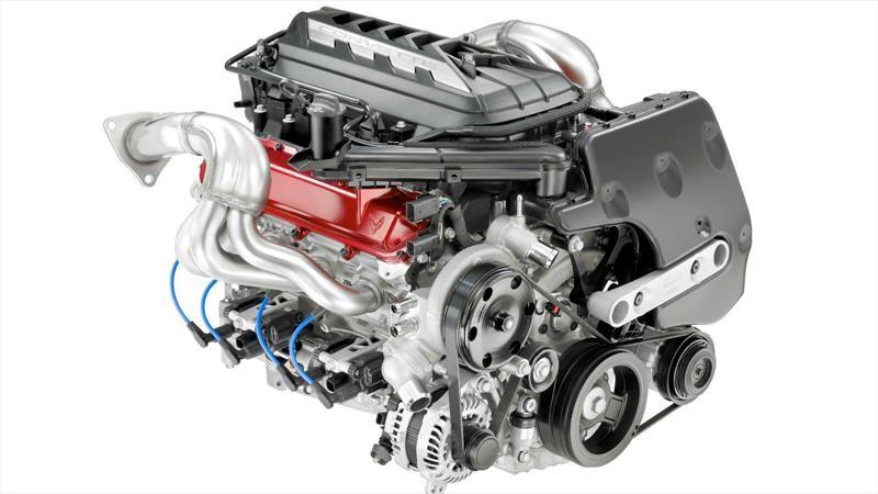 General Motors producirá en New York el nuevo motor V8 del Chevrolet Corvette 2020