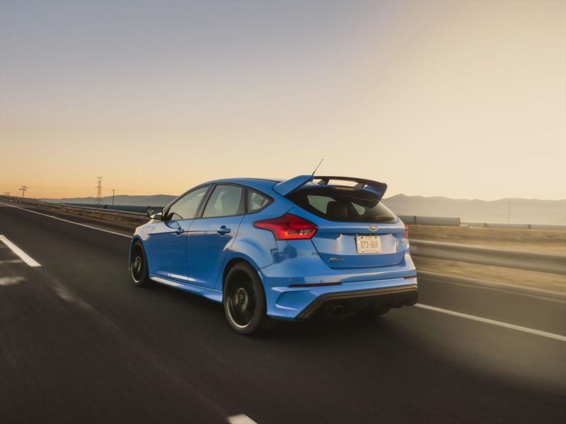 Ford Focus RS 2018: Prueba de manejo