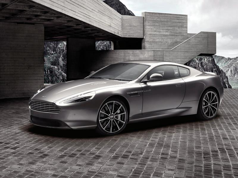 Aston Martin DB9 GT Bond Edition, limitado a 150 unidades