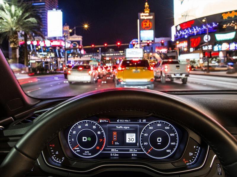 Este es el plan de Audi para evitar los semáforos en rojo