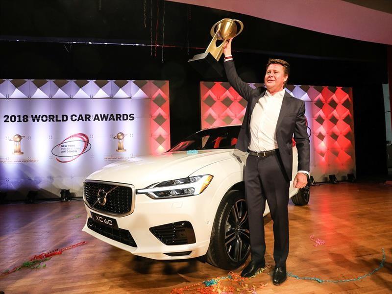 Estos fueron los ganadores del World Car Awards 2018