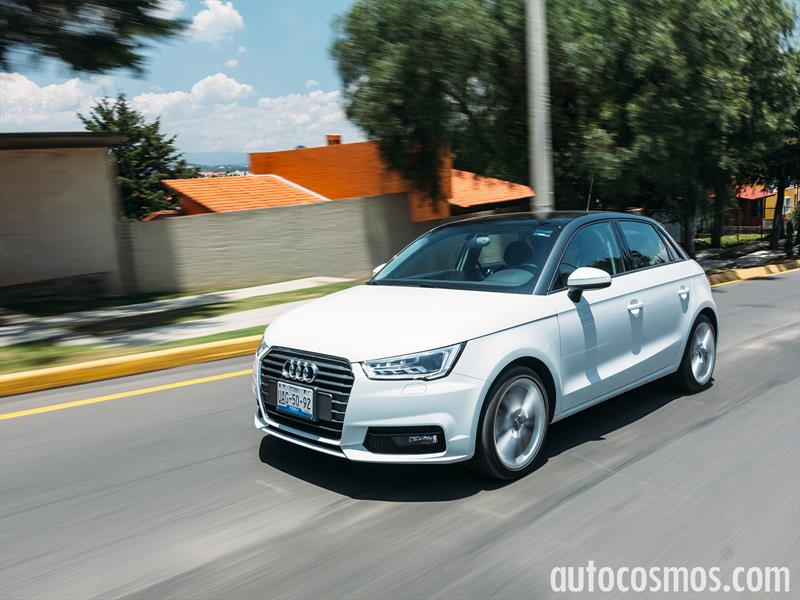audi a1 sportback 2016 a prueba. Black Bedroom Furniture Sets. Home Design Ideas