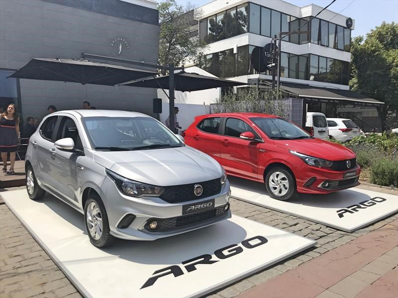 Fiat Argo, el nuevo hatchback compacto