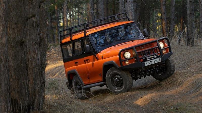 UAZ Hunter, el aguerrido todoterreno ruso prepara su lanzamiento oficial en Chile