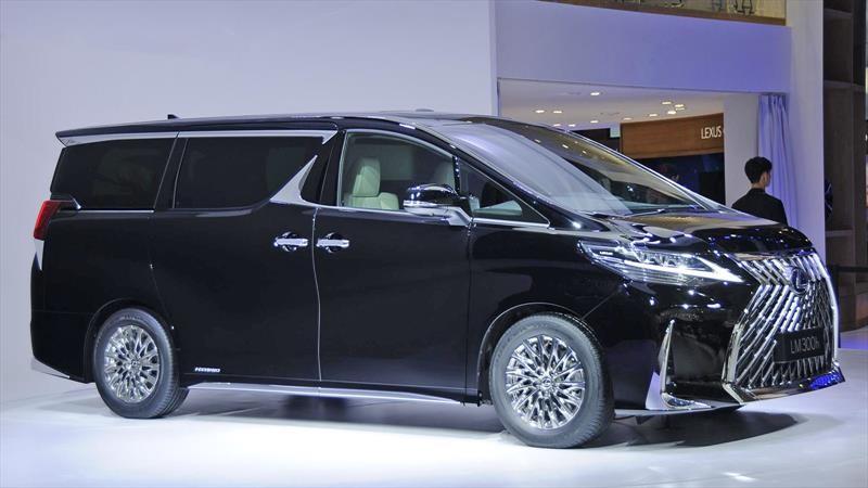 Lexus LM, lujo compartido
