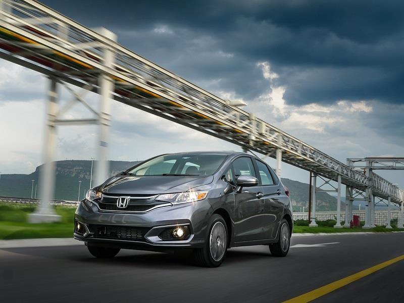 Honda Fit 2018 llega a México desde $249,900 pesos