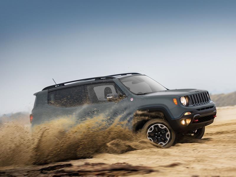 Jeep presente en el North Face Endurance Challenge