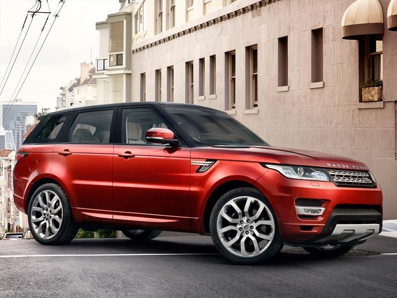 Land Rover Range Rover Sport 2014 completamente de aluminio