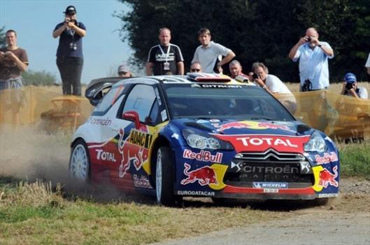 WRC: Ventaja para el campeón