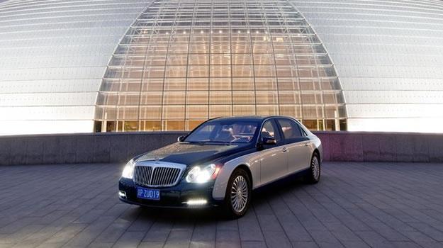Daimler aniquilará su división de ultra lujo Maybach en 2012