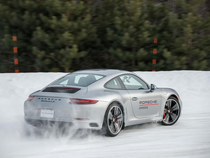 Porsche Experience Camp4, la escuelita del drift