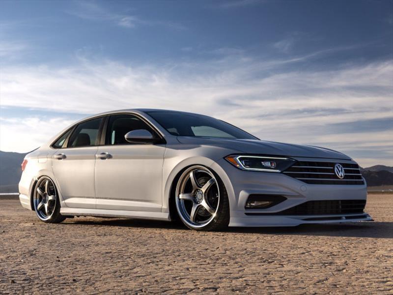 Volkswagen Jetta por Jamie Orr, un trabajo de tuning sencillo pero llamativo