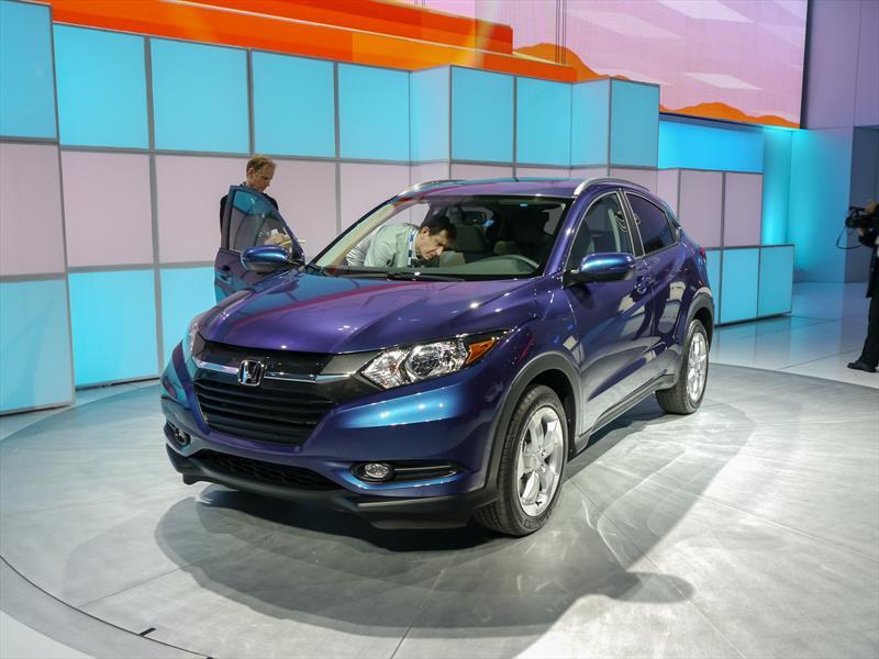 Honda HR-V 2016, debuta la hermana menor de la CR-V