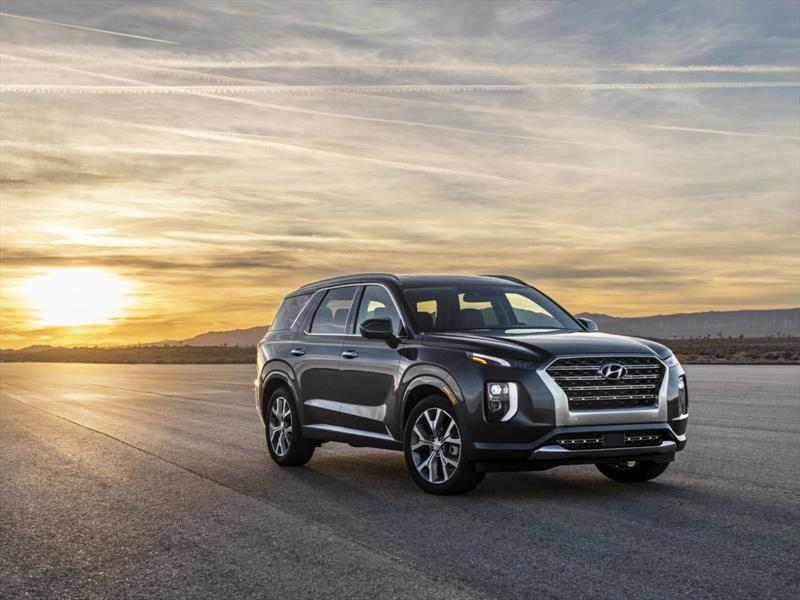 Hyundai Palisade 2019 es el nuevo SUV de tres filas de asientos