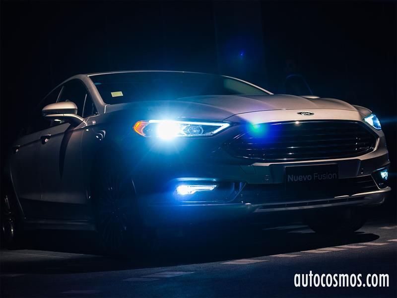 Ford Fusion 2017 se renueva