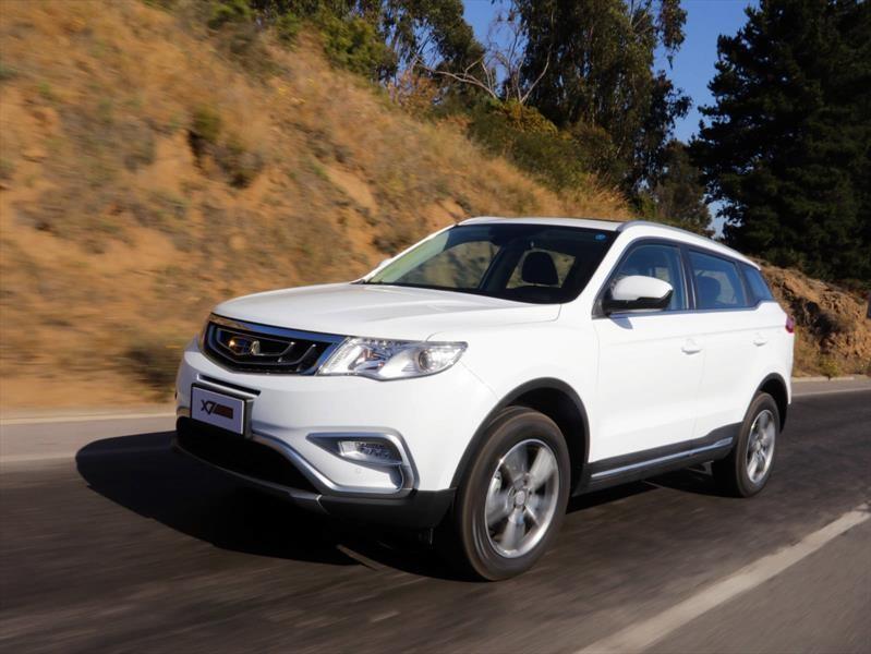 Test drive: Geely X7 Sport 2019