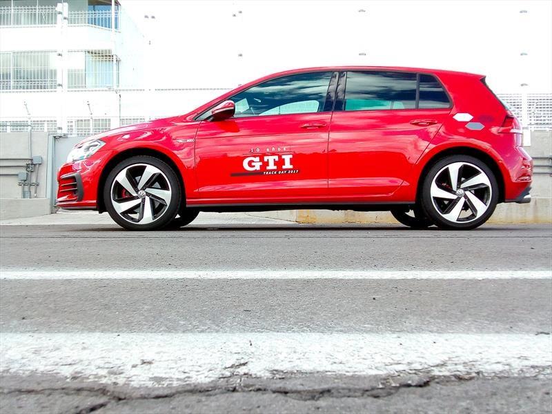 Volkswagen y el Club GTI celebran el décimo Track Day GTI